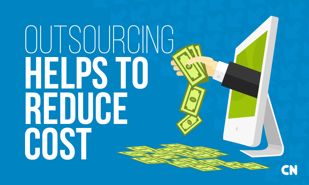 OutsourcingHelpsToReduceCost